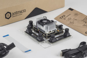 Antmicro's TX1_TX2 Deep Learning Kit