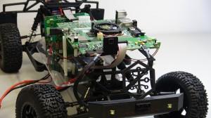 Platforma badawcza MOPED wyposażona w zaawansowany system wizyjny oparty o moduł Nvidia Tegra K1
