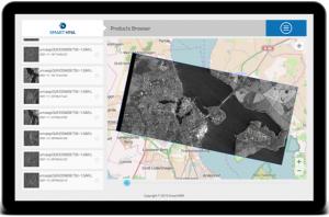 SmartHMA - platforma informatyczna służąca pozyskiwaniu danych satelitarnych z różnych źródeł