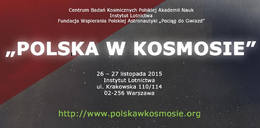 Pociąg do gwiazd, Polska w kosmosie