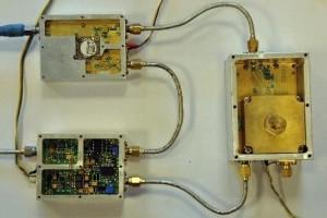 Breadboard generatora PLDRO wykonany w ramach projektu ESA