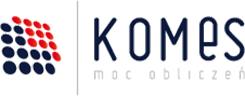 komes_logo_biale
