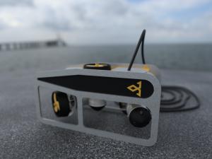 TechOcean_-_robot_podwodny