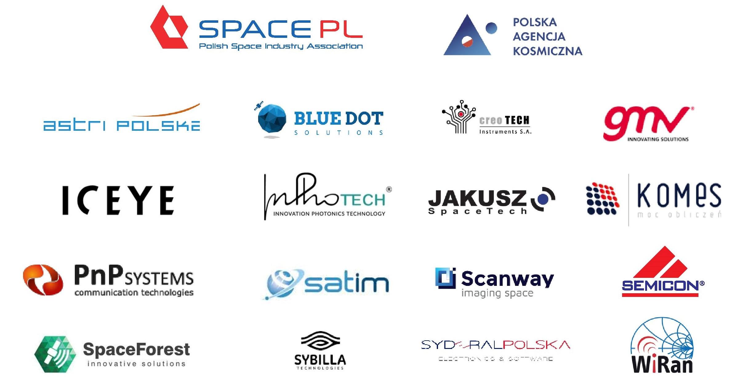 Logotypy wystawcow