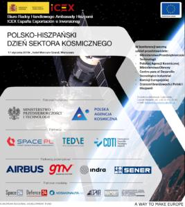 Polsko Hiszpanski Dzien Sektora Kosmicznego png